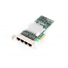 HP NC364T PCI-E QUAD PORT GB-E ETHERNE NIC SERVER ADAPTER