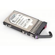HP 600GB 2.5 SFF SAS 6G 10K DP