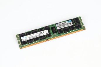 HP 16GB 2Rx4 PC3-12800R DDR3-1600