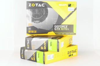ZOTAC  GTX1070 Ti